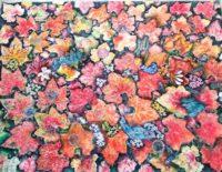 Rajshekhar Samanna , Dream Girl, Acrylic on Canvas, 68 x 48inches (4)